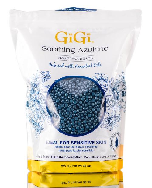 GIGI Soothing Azulene Hard Wax Beads